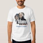 Familia de John Adams Polera