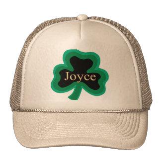 Familia de Joyce Gorra