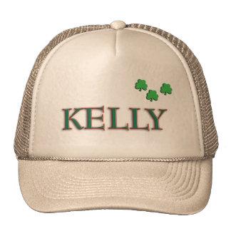 Familia de Kelly Gorro