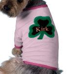 Familia de Kirk Ropa Para Mascota
