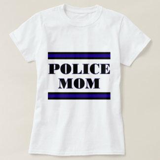 Familia de la policía playera