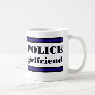 Familia de la policía taza