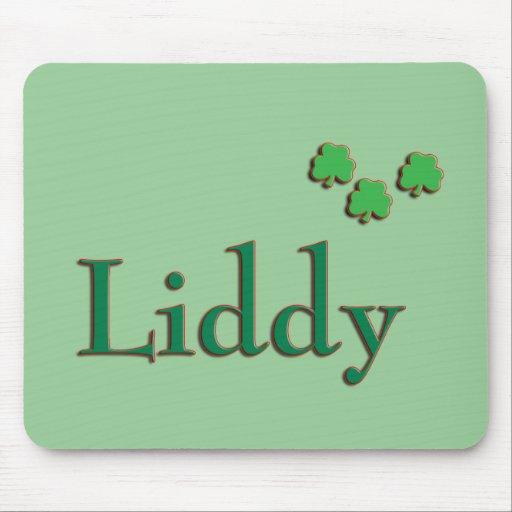 Familia de Liddy Mouse Pads