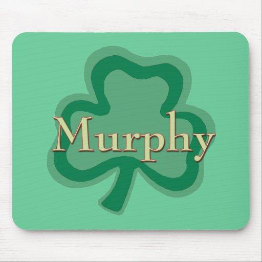 Familia de Murphy Alfombrillas De Ratón