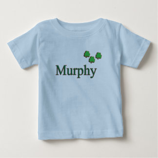 Familia de Murphy Playera De Bebé