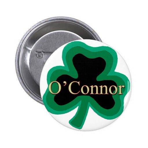 Familia de O'Connor Pin