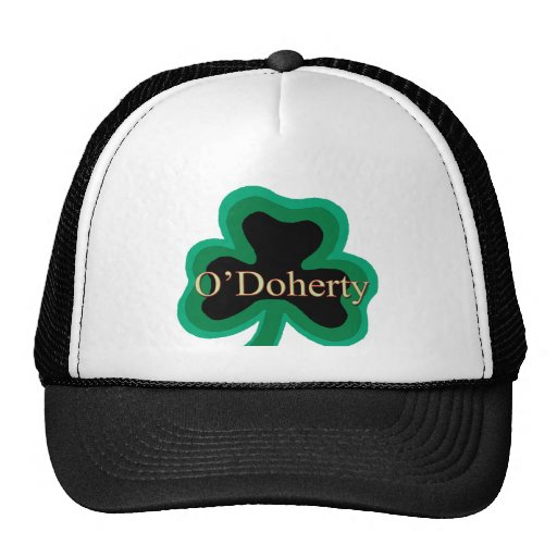 Familia de O'Doherty Gorras De Camionero