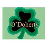 Familia de O'Doherty Postal