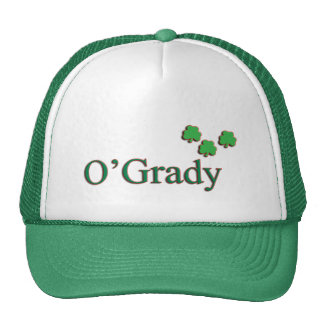 Familia de O'Grady Gorras