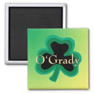 Familia de O'Grady Imán Cuadrado