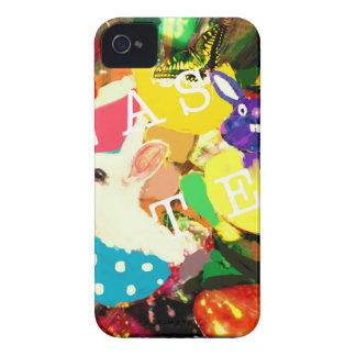 Familia de Pascua Case-Mate iPhone 4 Fundas