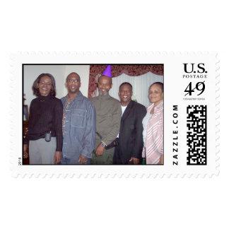 Familia de Roberto Glenn Sellos