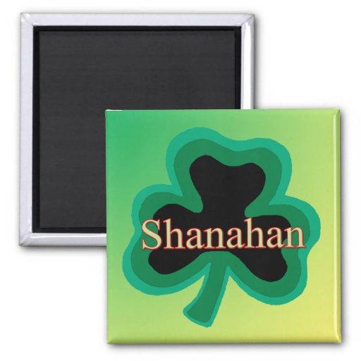 Familia de Shanahan Imán De Frigorifico
