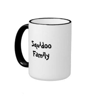 Familia de Squidoo - taza