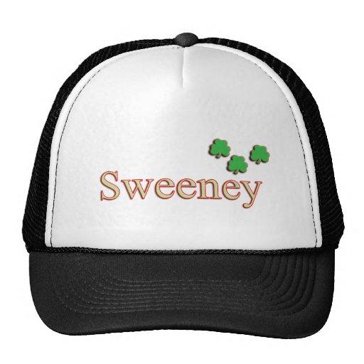 Familia de Sweeney Gorra