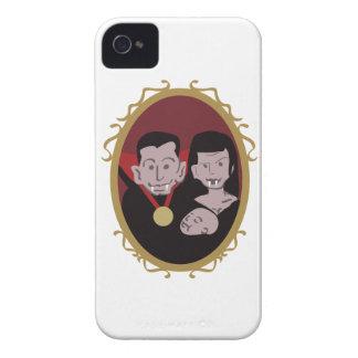 Familia de Vamire Case-Mate iPhone 4 Cárcasas