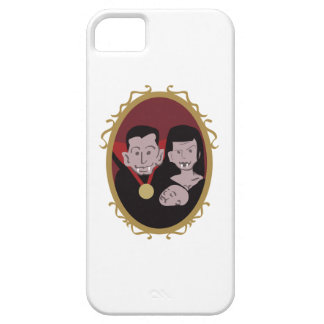 Familia de Vamire iPhone 5 Protector