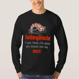 Familia de VolleyChick usted debe ver el tío/a la Playera