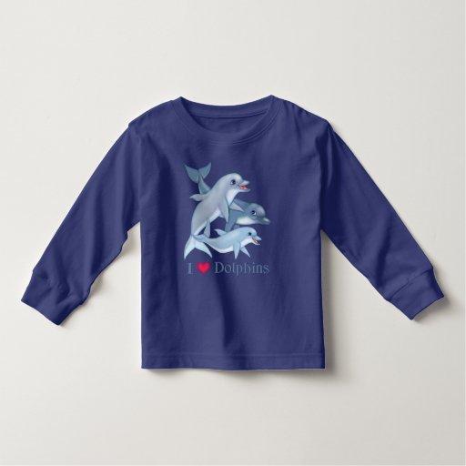 Familia del delfín playeras