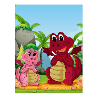 Familia del dragón postal