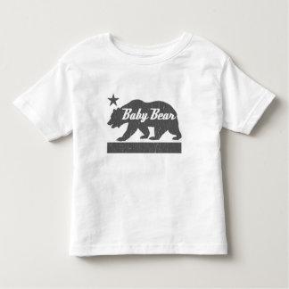 Familia del oso de California (oso del BEBÉ) Playera
