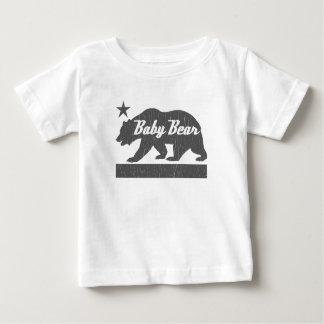 Familia del oso de California (oso del BEBÉ) Playera De Bebé