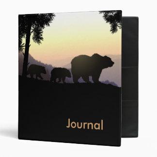 Familia del oso grizzly