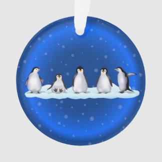 Familia del pingüino
