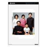 Familia feliz de Kim iPad 3 Skin