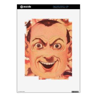 Familia feliz: Padre Calcomanía Para El iPad 2