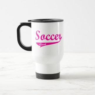Familia Fenway de SoccerChick Taza Térmica