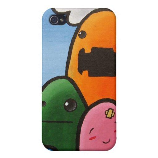 Familia iPhone 4/4S Carcasas