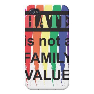 Familia IV iPhone 4 Carcasas