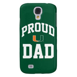 Familia orgullosa de Miami - el U Funda Para Galaxy S4