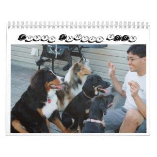 Familia peluda '09 calendario de pared