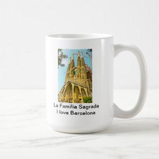 Familia Sagrada Coffee Mug