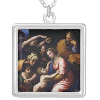 Familia santa, 1518 colgantes