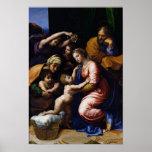 Familia santa, 1518 impresiones
