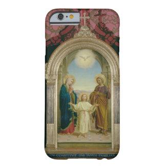 Familia santa, 1898 (tempera en el panel) funda para iPhone 6 barely there