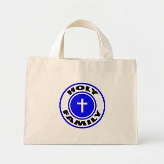 Familia santa bolsa tela pequeña