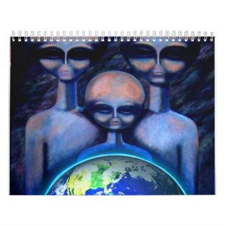 Familia santa - calendarios de los grises