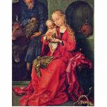 Familia santa de Schongauer Martin (la mejor calid Esculturas Fotográficas