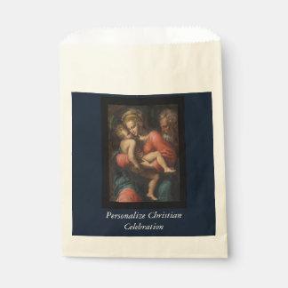 Familia santa por los carpos de Girolamo DA Bolsas De Recuerdo