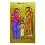 Familia santa posters