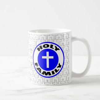 Familia santa taza clásica