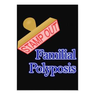 Familial Polyposis Card