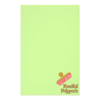 Familial Polyposis Stationery