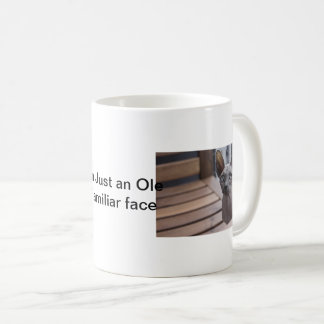 Familiar Face Coffee Mug