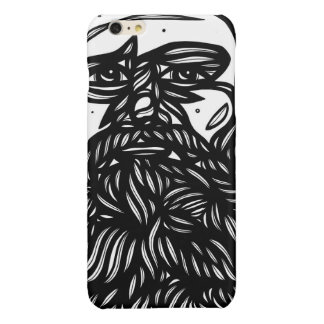 Familiar Fitting Yes Persistent Glossy iPhone 6 Plus Case