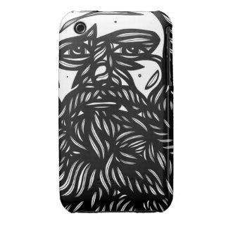 Familiar Fitting Yes Persistent iPhone 3 Case-Mate Case